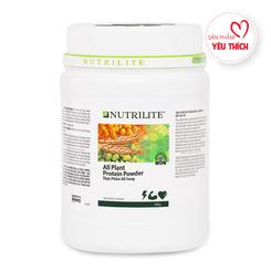 TPBS Nutrilite™ All Plant Protein Powder/ TPBS Protein Powder – Vị Sô Cô La
