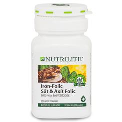 TP BVSK Nutrilite Sắt và Axit Folic (Nutrilite Iron-Folic)