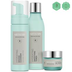Bộ giải pháp cấp  ẩm cho da Artistry Skin Nutrition Hydrating