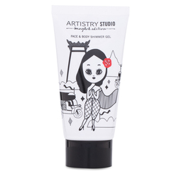 ARTISTRY STUDIO Bangkok Edition Face & Body Shimmer Gel